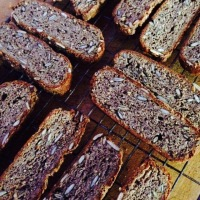 Seeded bread...what a faff!